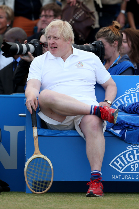 Boris+Johnson+AEGON+Championships+Day+Seven+gE2-yOOAHk7x